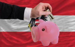 هزینه ها در اتریش