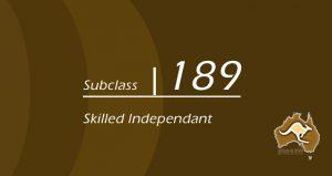 ویزای 189