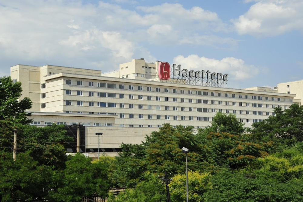 دانشگاه حاجت تپه (Hacettepe University) یکی از دانشگاه بزرگ دولتی ترکیه است که در آنکارا ( ترکیه)واقع شده است و یکی از سه دانشگاه برتر در ترکیه می باشد.