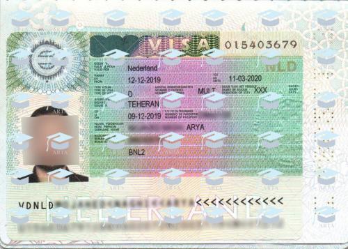 Student Visa-Netherland