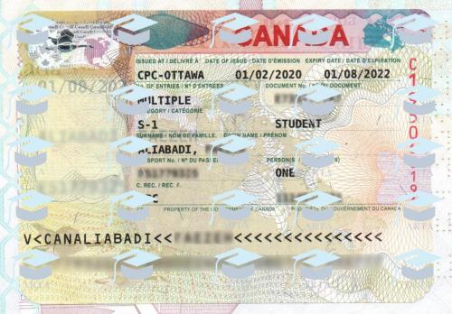 student visa-CAN